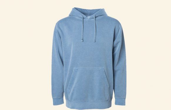 Pigment Washed Hoody